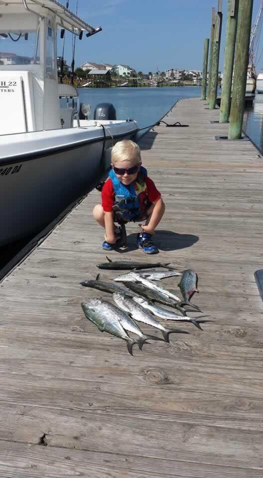 nc coastal fishing report