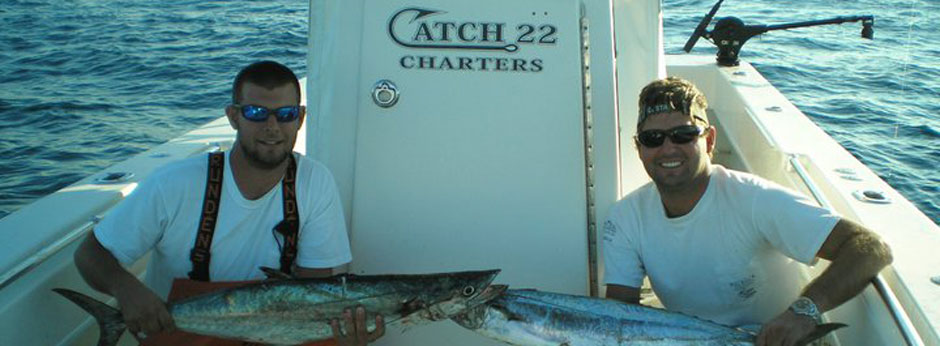 Holden beach fishing catch22 charters for Holden beach fishing